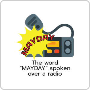 Mayday call answer
