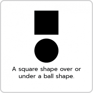 square and ball answer