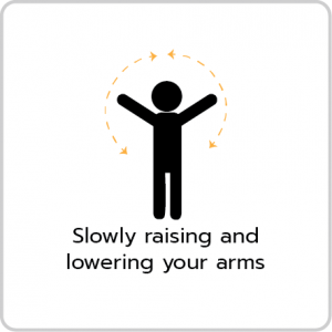 waving-arms answer